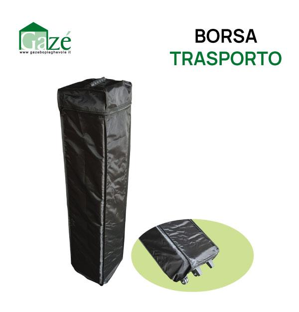 Borsa trolley trasporto gazebo pieghevole - GAZE'